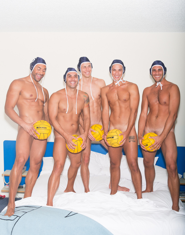 from Reese gay water polo